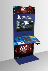 PlayStation: Point of Sale - PlayStation: Point of Sale - Packaging Design Sydney